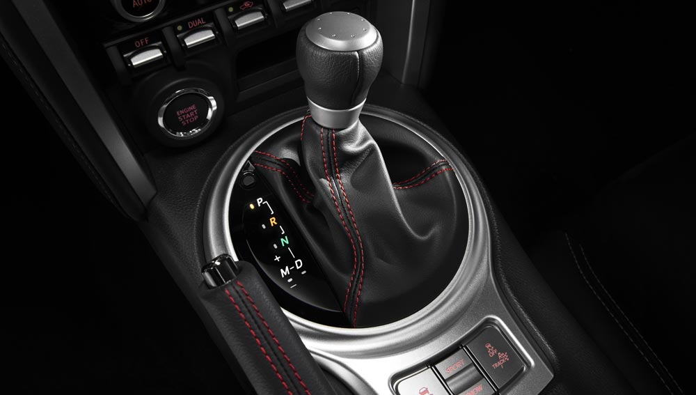 2020 Subaru BRZ 6-speed Automatic Transmission (6AT)