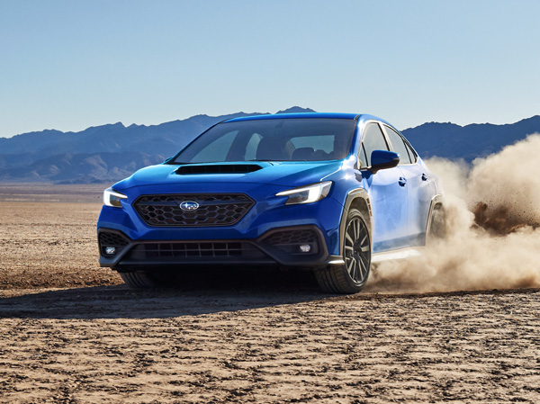 Subaru Intelligent Drive (SI-DRIVE) Sport Sharp (S#) Mode