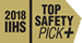 Top Safety Pick+ or Top Safety Pick