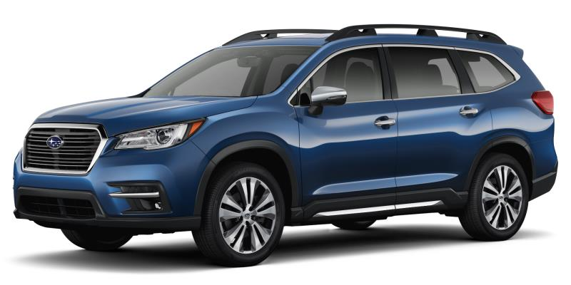 Subaru Ascent Engineering